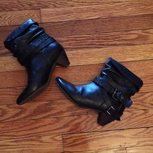 Shoes - Leather boots - Made in Germany. NWOT